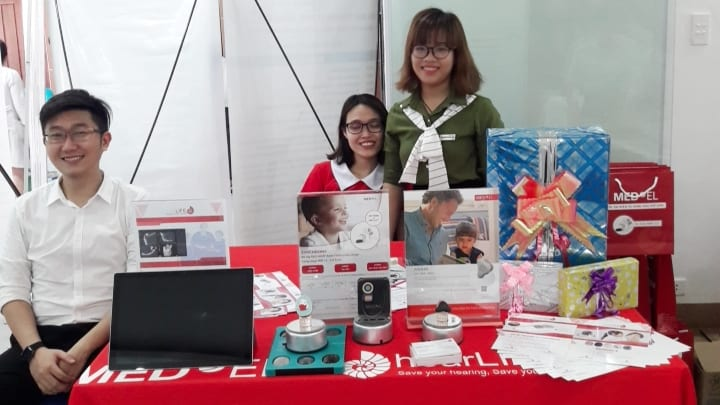 Hội nghị khoa học kỹ thuật thường niên 2019 được tổ chức tại bệnh viện Tai Mũi Họng TP. Hồ Chí Minh